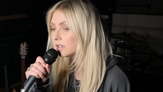 """THE PRETTY RECKLESS Unveil """"Only Love Can Save Me Now"""" Unplugged Video"""