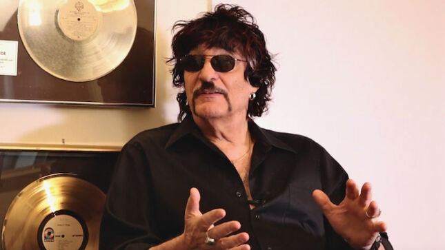 Drummer CARMINE APPICE Confirms New KING KOBRA Album Is In The Works With PAUL SHORTINO, JOHNNY ROD And ROWAN ROBERTSON