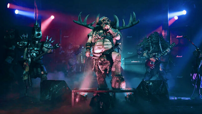 """GWAR Release Official Video For """"Sick Of You"""" From Scumdogs XXX Live"""