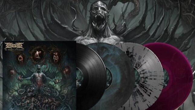 INGESTED - Transcending Records To Issue The Architect Of Extinction On Vinyl For The First Time