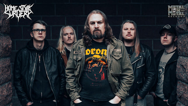 HOME STYLE SURGERY на Metal On Metal Records
