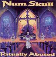 NUM SKULL - Ritually Abused