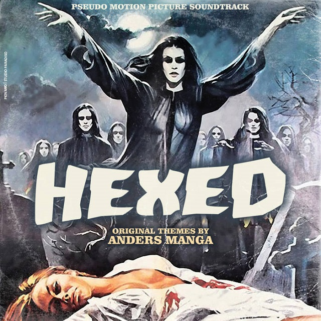 ANDERS MANGA - Hexed