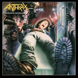 ANTHRAX - Spreading The Disease: 30th Anniversary Edition