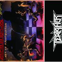 DEATHINITION/TERRIFIER - Art Of Manipulation/Metal Or Death