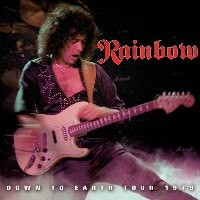 RAINBOW - Down To Earth Tour 1979