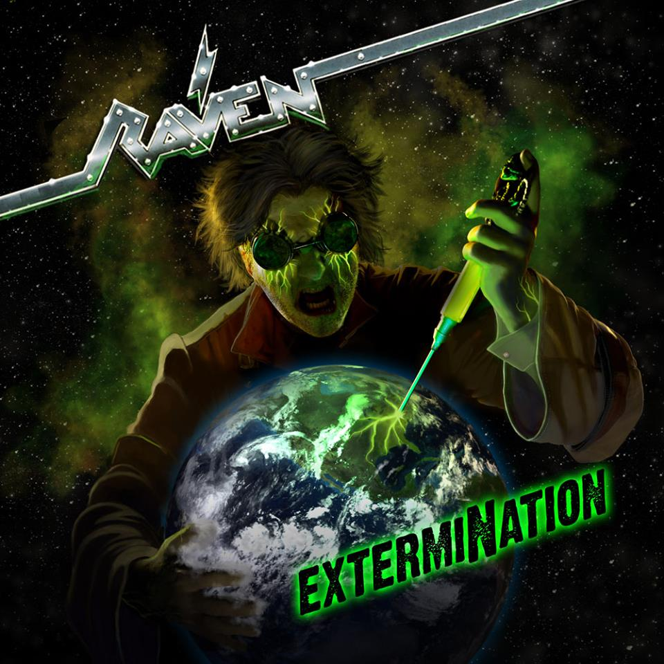RAVEN - ExtermiNation - Bravewords.com