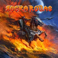 ROCKA ROLLAS - The Road To Destruction