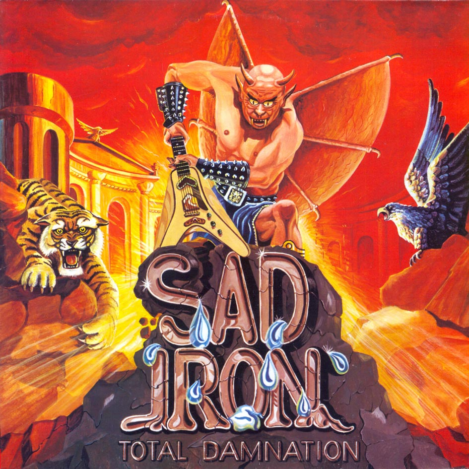 Sad Iron Total Damnation