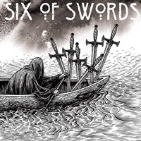 SIX OF SWORDS - Polar Vortex