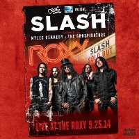 SLASH – Live At The Roxy