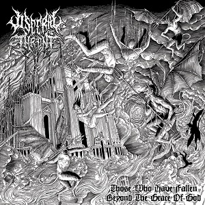 VISCERAL THRONE - Those Who Have Fallen Beyond The Grace Of God