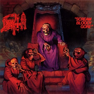 DEATH - Scream Bloody Gore (Reissue)