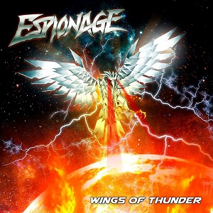 ESPIONAGE - Wings Of Thunder