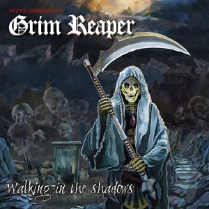 STEVE GRIMMET'S GRIM REAPER - Walking In The Shadows