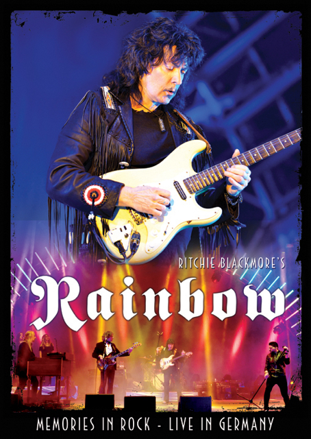 RITCHIE BLACKMORE'S RAINBOW - Memories In Rock: Live In Germany