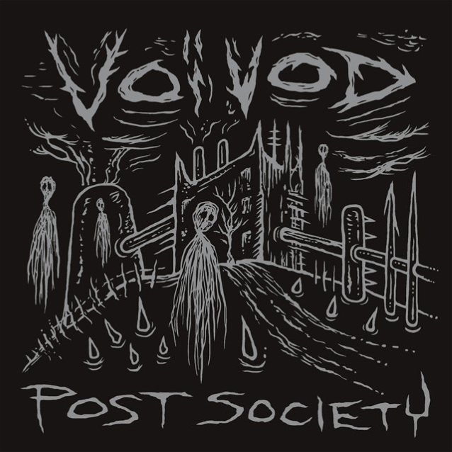 VOIVOD - Post Society