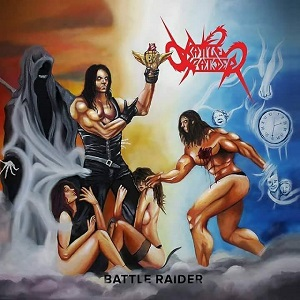 BATTLE RAIDER - Battle Raider