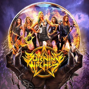 BURNING WITCHES - Burning Witches
