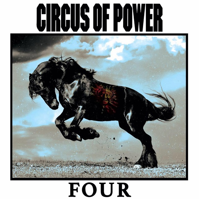 CIRCUS OF POWER - Four