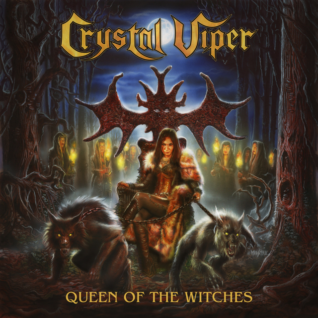 CRYSTAL VIPER - Queen Of The Witches