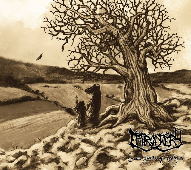 EFFRONTERY - Seven Years Of Agony