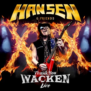 KAI HANSEN - Thank You Wacken