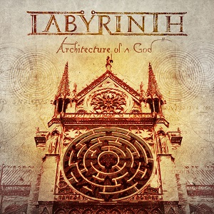 LABŸRINTH - Architecure Of A God
