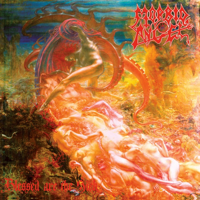 MORBID ANGEL - Blessed Are The Sick (Reissue)