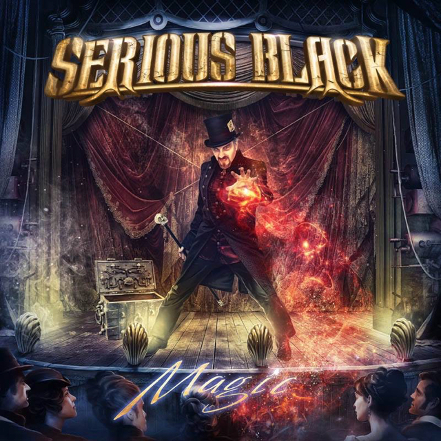 SERIOUS BLACK - Magic
