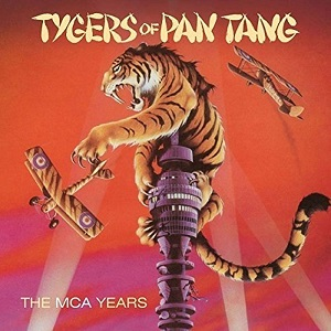 TYGERS OF PAN TANG - The MCA Years
