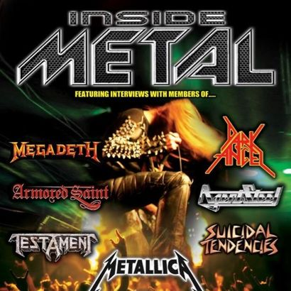 Inside Metal The Rise of L.A. Thrash Metal