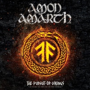 AMON AMARTH - The Pursuit Of Vikings... Live At Summer Breeze