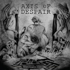 AXIS OF DESPAIR - Contempt Of Man