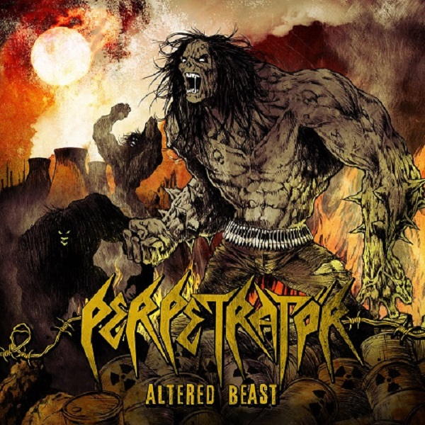 PERPETRATOR - Altered Beast
