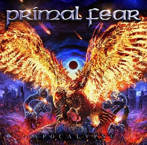 PRIMAL FEAR - Apocalpyse