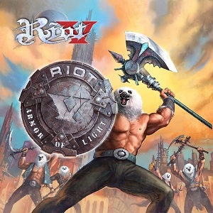 RIOT V - Armor Of Light