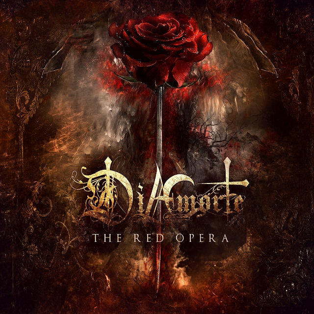 DIAMORTE - The Red Opera