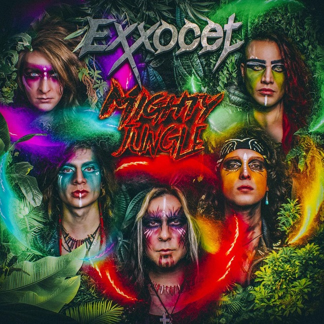 EXXOCET - Mighty Jungle