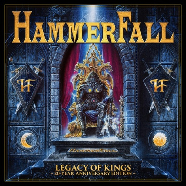 HAMMERFALL – Legacy Of Kings (20 Year Anniversary Edition)