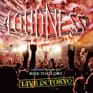 LOUDNESS - Live In Tokyo