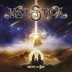 MAJESTICA - Above The Sky