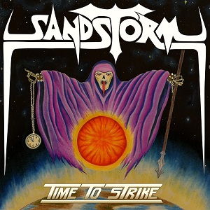 SANDSTORM - Time To Strike