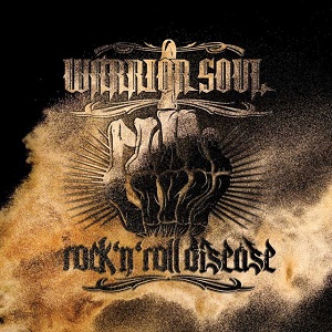 WARRIOR SOUL - Rock N Roll Disease