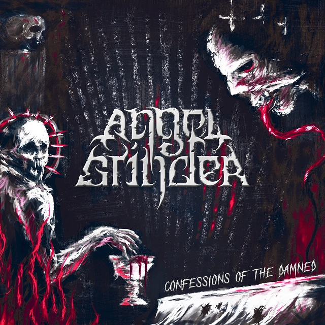 ANGEL GRINDER - Confessions Of The Damned