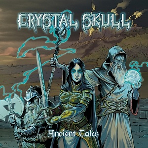 CRYSTAL SKULL - Ancient Tales