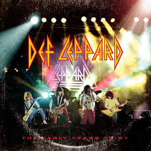 DEF LEPPARD - The Early Years '79-'81