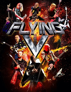 Inside Metal – Flying V: Stories In Black And White