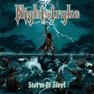 NIGHTSTRYKE - Storm Of Steel