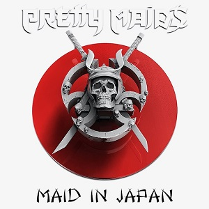 PRETTY MAIDS - Maid In Japan – Future World Live 30th Anniversary